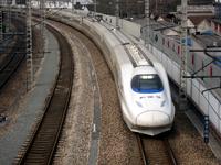 China bullet train CRH2 Stock photo [1502714] Rip-off
