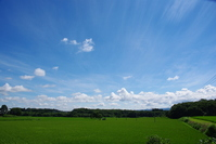 Countryside and a blue sky Stock photo [1502912] The