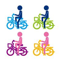 Bicycle rider [1597249] Bike