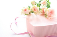 Roses and gifts Stock photo [1602994] Giveaway