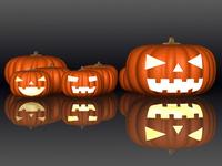 Halloween [1603304] Pumpkin