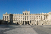 Madrid's Royal Palace Stock photo [1604815] Madrid