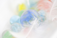 Angel wings and marbles Stock photo [1604828] Angel