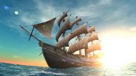 Sailboat [1605319] Sea