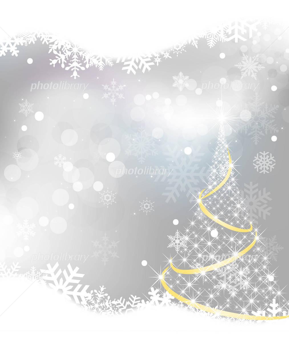 ホワイトクリスマス イラスト素材 [ 1700456 ] - フォトライブラリー ...
