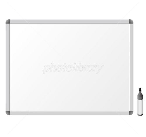 ホワイトボード ペン イラスト素材 1708379 フォトライブラリー