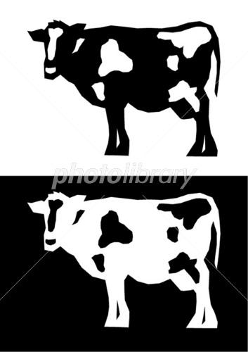 牛のイラスト イラスト素材 1708404 フォトライブラリー Photolibrary