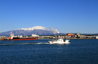 Port of Sakata Stock photo [1699289] Yamagata