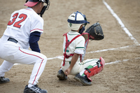 Boys baseball Stock photo [1699367] Baseball