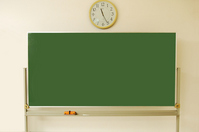 Blackboard and Watches Stock photo [1699914] Blackboard