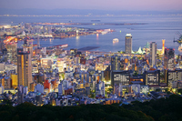 Kobe sunset Stock photo [1701609] Kobe