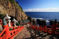 Nichinan coast Udo Shrine Stock photo [1708512] Miyazaki