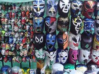 Mexico lucha libre mask of Stock photo [1709259] Lucha