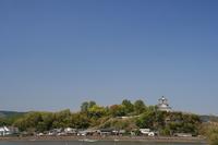 Panoramic view of Kitsuki Castle and town Stock photo [1710409] Oita