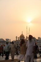 Sikh pilgrimage Stock photo [1712376] India
