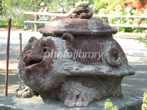 ぶんぶく茶釜-写真素材 ぶんぶく茶釜 画像ID 1783184   写真素材