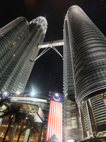 Petronas Twin Towers Stock photo [1776435] Malaysia