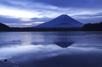 Mount Fuji Lake Shoji-Ko Stock photo [1777387] Fuji