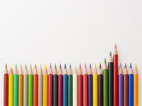 Colored pencil Stock photo [1778566] Colored