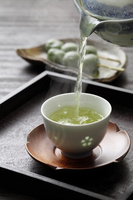 Green tea Stock photo [1779551] Green