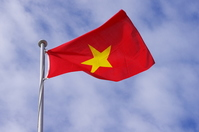 Viet Nam national flag Stock photo [1781596] Vietnam