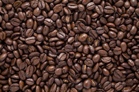 Background of coffee beans Stock photo [1786625] Coffee