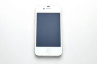 Smartphone white Stock photo [1882089] Smartphone