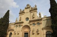 Santi Nicolo et Cataldo church Stock photo [1883900] Italy