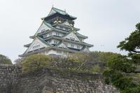 Osaka Castle Stock photo [1886604] Osaka