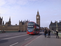 Double-decker bus and Big Ben Stock photo [1888010] United