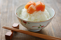 Cod roe rice Stock photo [1892977] Seasoned