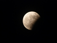 Lunar eclipse Stock photo [1997826] Moon