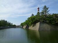 Fukui Castle and your hallway Bridge Stock photo [2000644] Fukui