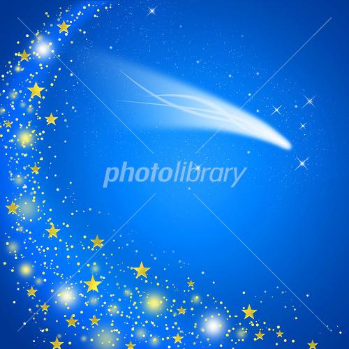 流れ星 イラスト素材 2099060 フォトライブラリー Photolibrary