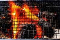 Charcoal and grill Stock photo [2098523] Char-grilled