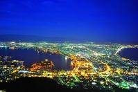 Hakodate at night Stock photo [2101210] Hakodate