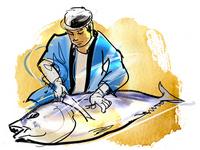 Tuna dismantling [2102079] Person