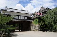 Ueda Castle east Koko Yaguramon Stock photo [2103639] Ueda