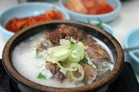 Korean food Gomguk Stock photo [2104296] Korea