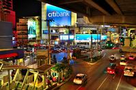 Asoke intersection Stock photo [2104660] Thailand