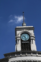 Ginza Clock Tower Stock photo [2104904] Watch