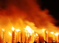 Torches testimony (torches testimony) Stock photo [2105828] Torches
