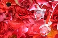 Valentine image - Heart of Crystal Stock photo [2105889] Hart