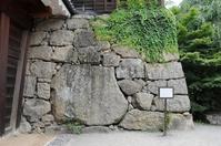 Ueda Castle Sanada stone Stock photo [2106927] Ueda