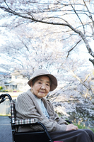 Grandma in your walk Stock photo [2107632] Grandma