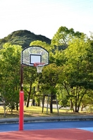 Basketball goal Stock photo [2107682] Goal