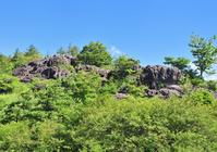 Hirasawa pass Shishiiwa Stock photo [2109336] Hirasawa