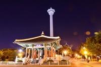 Busan Tower Stock photo [2109755] Korea