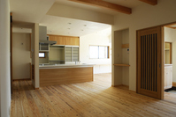 Kitchen and living image Stock photo [2110149] Kitchen