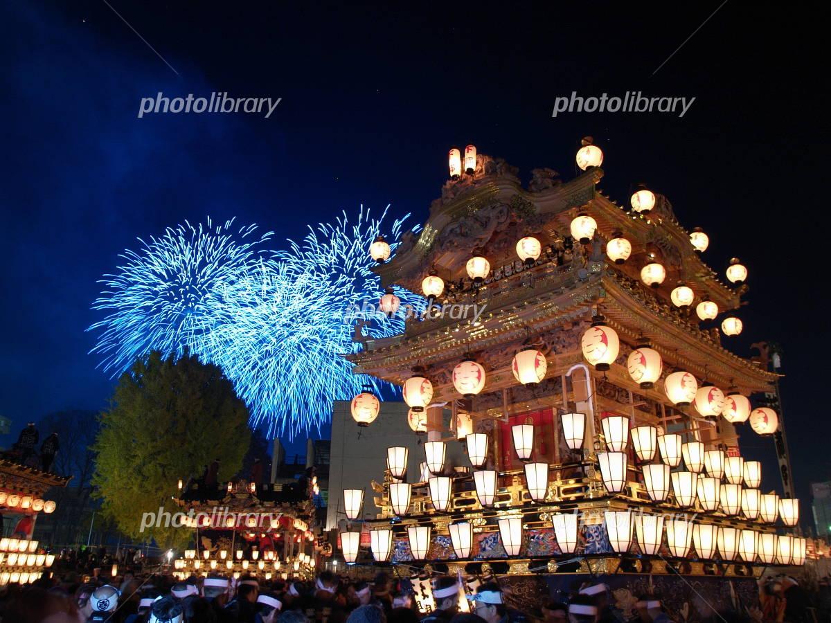 Chichibu Yomatsuri Photo